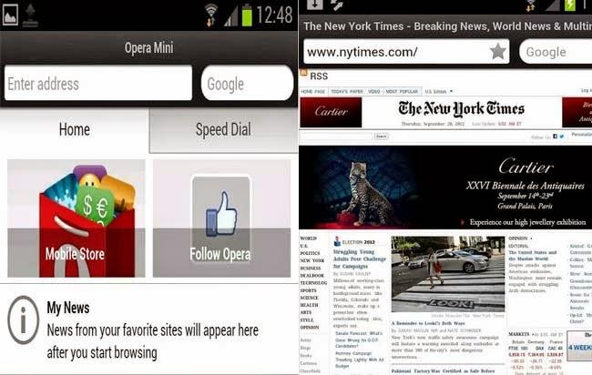 Opera mini mobile apk free download | Opera Mini 43 2 2254 140293