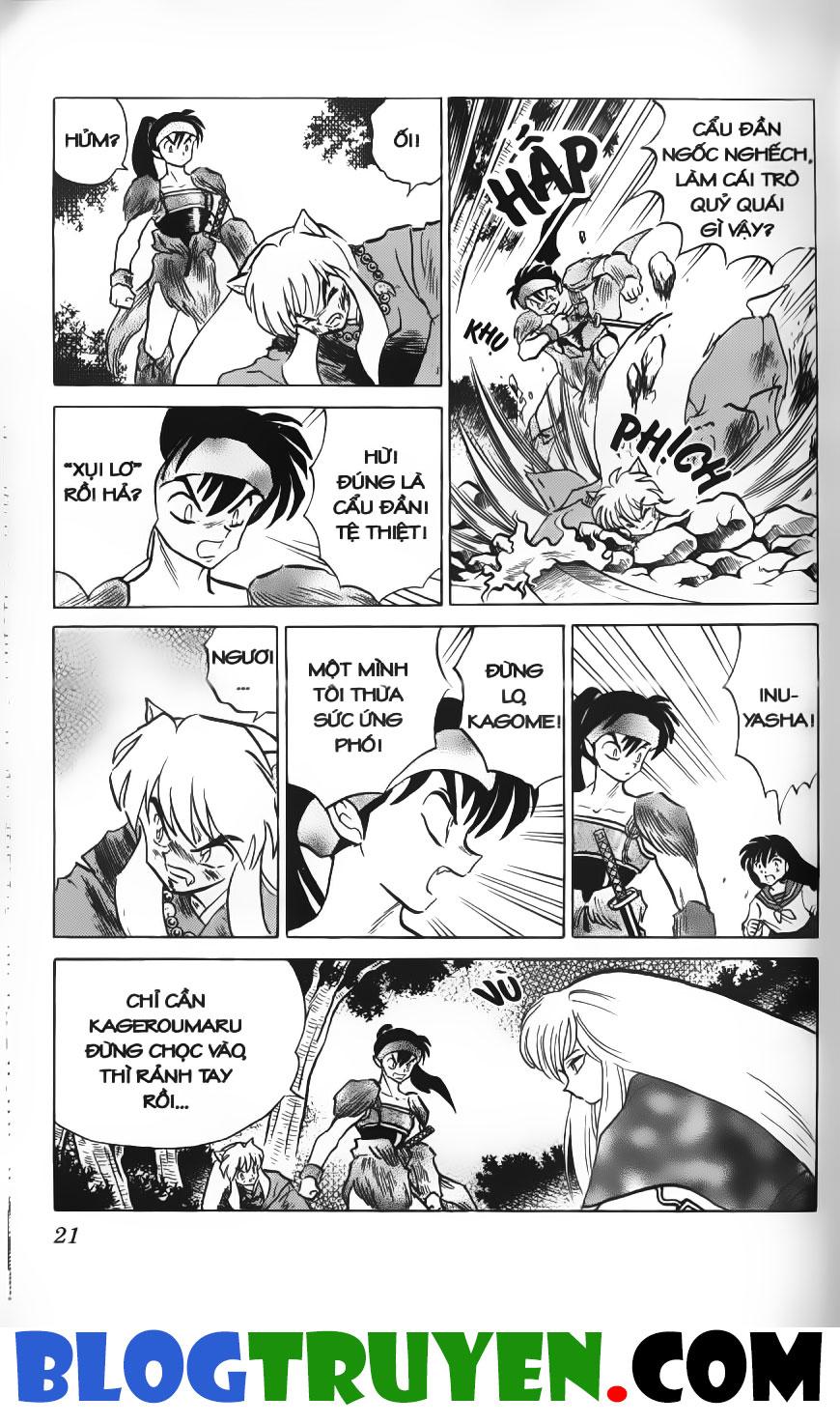 Inuyasha vol 18.1 trang 20