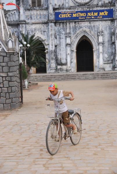 Tham quan Nhà thờ Mằng Lăng ở Phú Yên