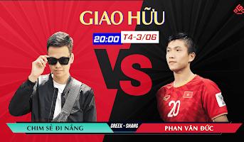 Chim Sẻ vs Phan Văn Đức   Solo Greek Shang - Shang Del 5 Dân   03-06-2020