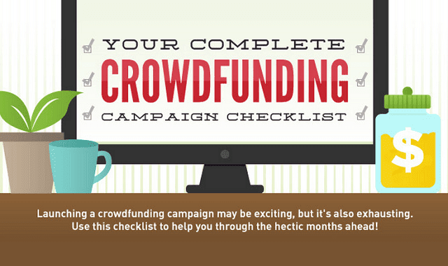 Image: Your Complete Crowdfunding Campaign Checklist