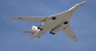 Pembom Strategis Tu-160