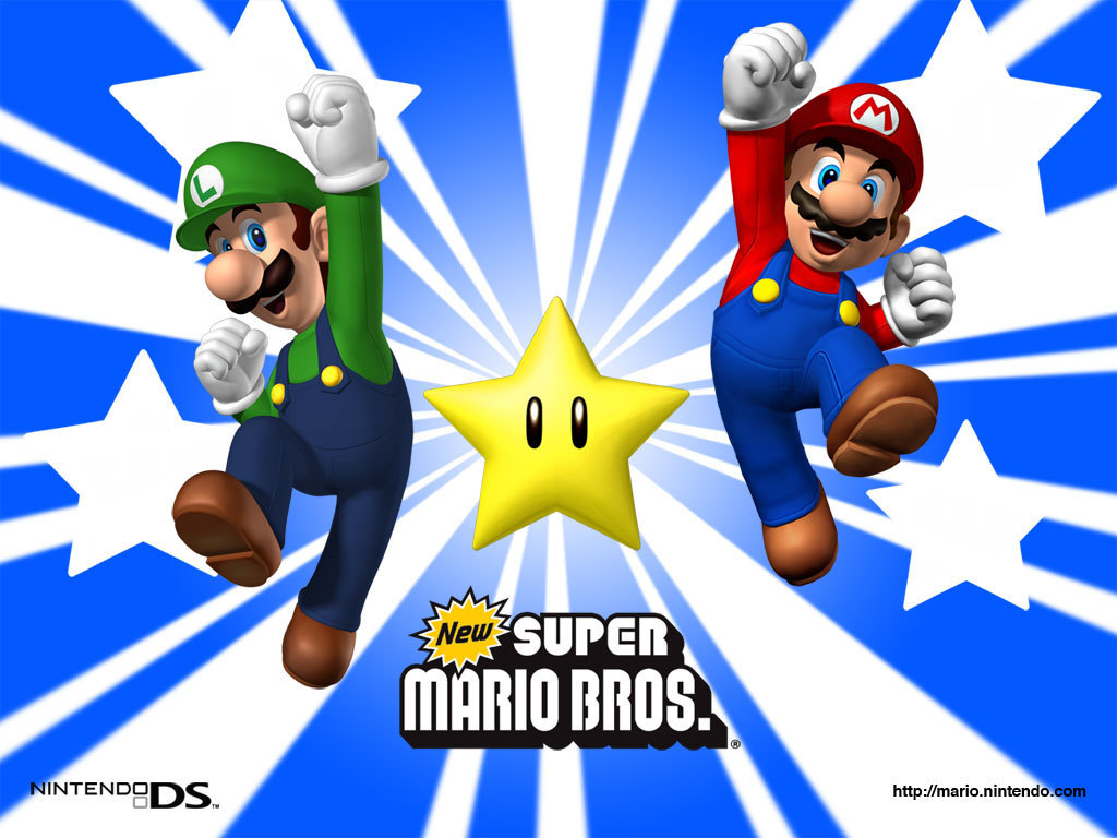 It's just a picture of Effortless Super Mario Brother Pictures