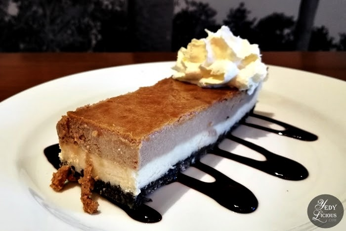 Nutella Cheesecake, CPK PH New Menu, California Pizz Kitchen Philippines New Menu on its 20th Anniversary, CPK PH Menu, Blog Review, Branches, Contact Info CPK PH Delivery, Website, Facebook, Instagram, Twitter, Best Pizza in Manila, YedyLicious Manila Food Blog