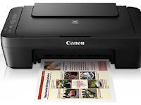 Canon PIXMA MG3040 Driver Download - Windows, Mac