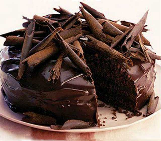 шоколадная сигара