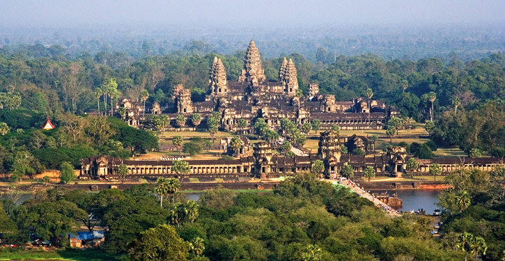Travel places I want to see before I die Inspiration Angkor Wat Cambodia