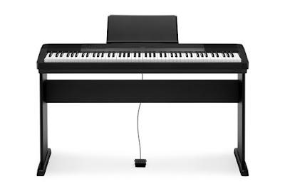 3 dòng đàn Piano điện Casio phổ biến nhất hiện nay