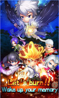 Game Vongola Battle App