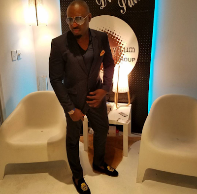 Nollywood actor, Jim Iyke