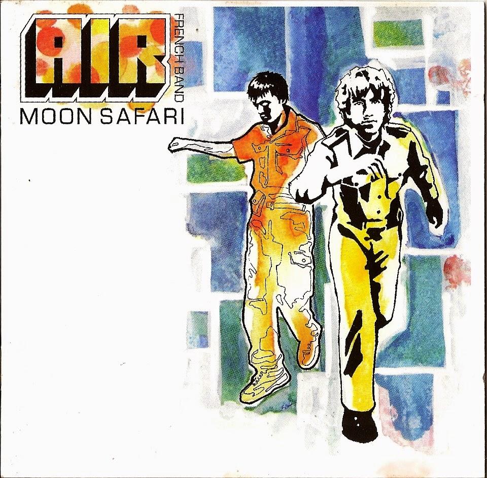 URBAN ASPIRINES: Air : Moon Safari 1998