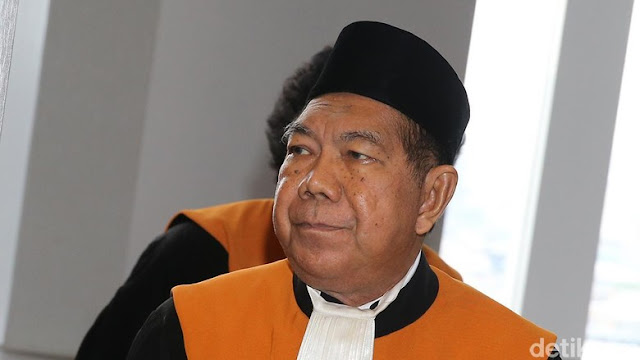 Hakim Agung Wahidin Wafat