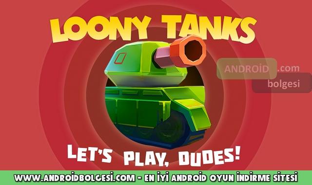 Loony Tanks Mod apk
