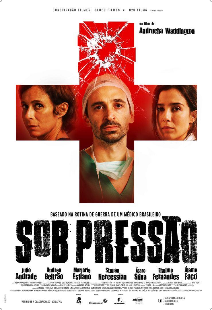 Assistir Sob Pressão Heróis da Emergência 2016 Torrent Nacional 720p 1080p / Tela Quente Online