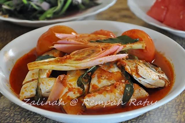 resepi ikan bawal emas masak merah surasmi Resepi Ikan Tenggiri Stim Enak dan Mudah