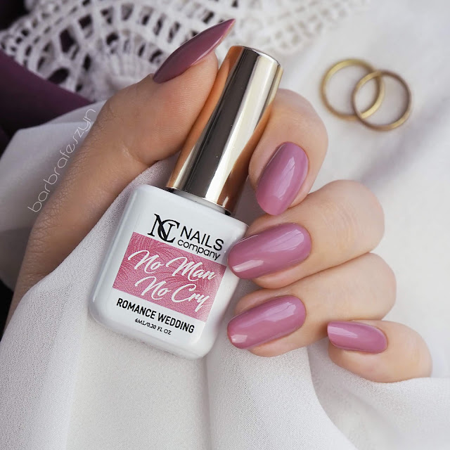 nails company No Man No Cry