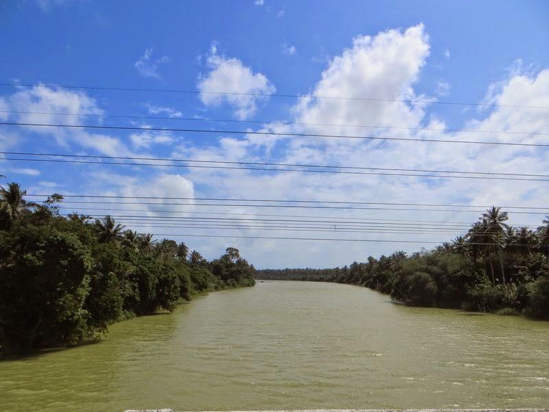 Желтая река Таиланда