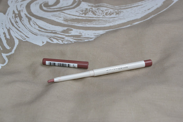 Review: Maybelline Super Stay Lip Liner in Rosewood