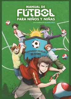 Manual de fútbol de niños y niñas