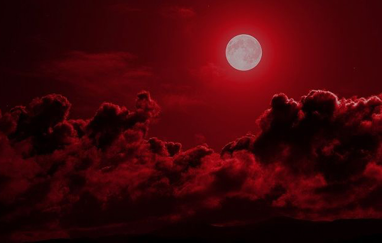 Η «ματωμένη Σελήνη» σήμερα στον ουρανό!