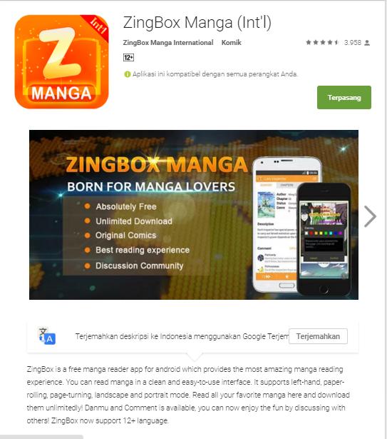 Free Download Zingbox Manga: Memoirs Of Cheonsa: Aplikasi Baca Komik Terbaik Di Android