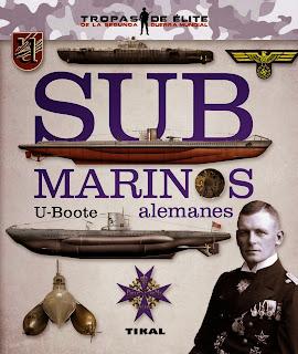 Submarinos Alemanes Colección Tropas de Élite