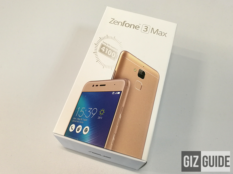 Asus ZenFone 3 Max Unboxing And Second Impressions