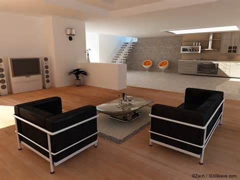 la couleur en architecture d 39 interieur blog d coration maison. Black Bedroom Furniture Sets. Home Design Ideas