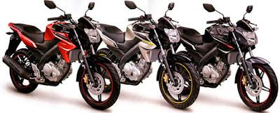 Body Design Yamaha New Vixion Latest
