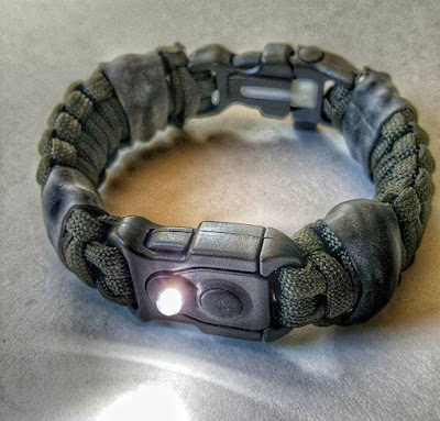 wearable tools for EDC, camping, hiking, survival, outdoors - EDC Prepper