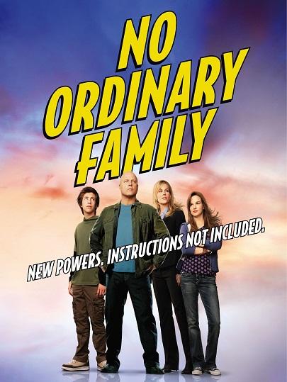 Baixar Torrent No Ordinary Family 1ª Temporada Download Grátis