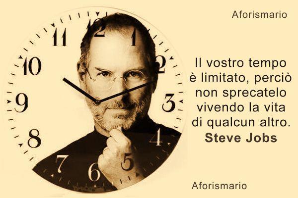 Top Aforismario®: Tempo perso e Tempo sprecato - Frasi e citazioni YI81