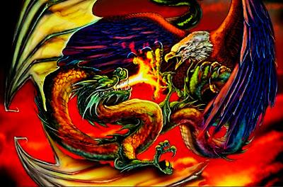 Dragón vs águila
