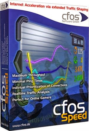 Download cFosSpeed 9.60 + Trial Reset