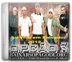 Opção 3 - Ao Vivo em Salvador (2012)