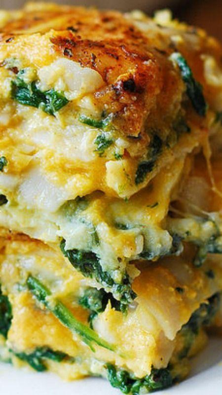BUTTERNUT SQUASH AND SPINACH LASAGNA #butternut #squash #spinach #lasagna #lasagnarecipes #spinachlasagna