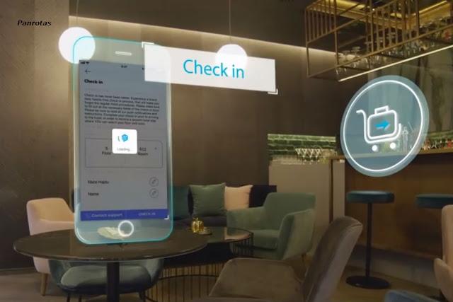 hotel com tecnologia na europa