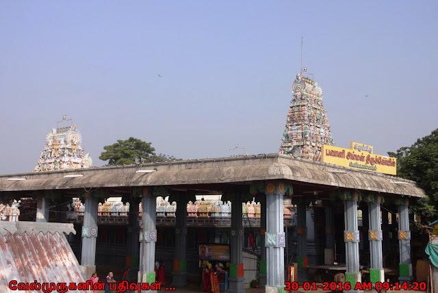 பெரியபாளையம் பவானி அம்மன் திருக்கோவில்