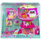 MLP Blossomforth Pinkie Pie's Balloon House Building Playsets Ponyville Figure