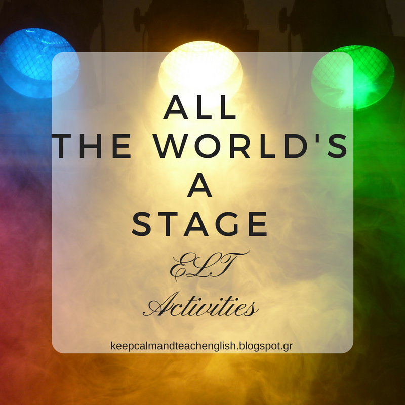 all the worlds a stage poem