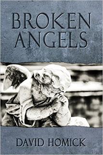 Broken Angels - new romantic suspense by David Homick