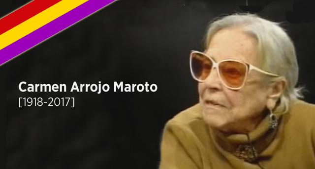 Carmen Arrojo Maroto