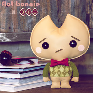 Flat-Bonnie-Scott-Tolleson-Kookie-No-Good-Plush-Argyle-Books-BC