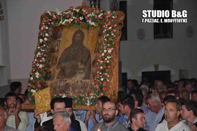 Το Κρανίδι γιορτάζει τον Πολιούχο του Αγιο Ιωάννη τον Πρόδρομο