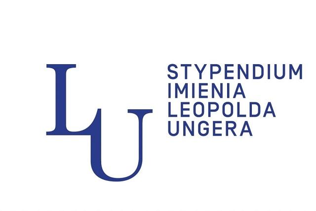 Logo Stypendium im. Leopolda Ungera