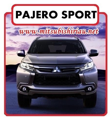 Kredit Mitsubishi Pajero Sport Pekanbaru Riau 2019