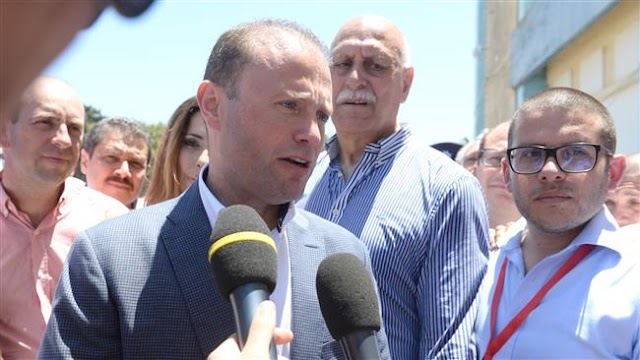 Maltese Prime Minister Joseph Muscat wins second term in snap election