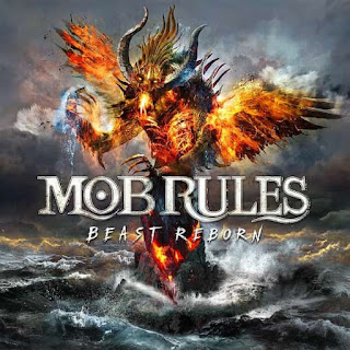"""Το βίντεο των Mob Rules για το """"My Sobriety Mind"""" από το album """"Beast Reborn"""""""
