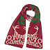 Chrismas Knitting Scarf Wraps Shawl Tippet