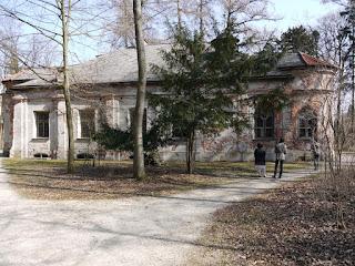 Magdalenenklause im Nymphenburger Schlosspark